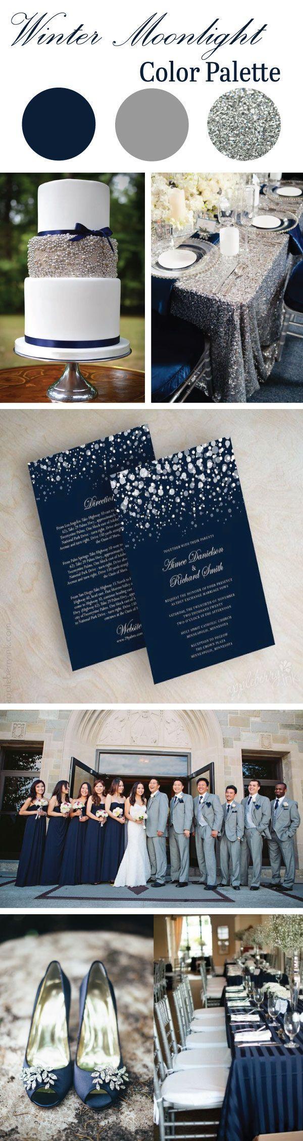 Hochzeits-Palette