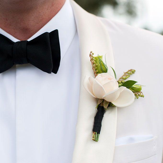 Свадьба - Groom's Boutonniere Ideas