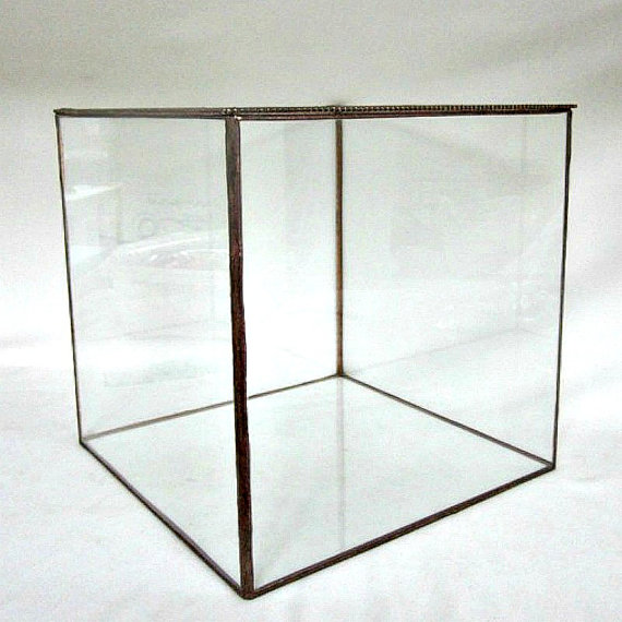 Glass Display Box, Souvenir Display Box, 7\