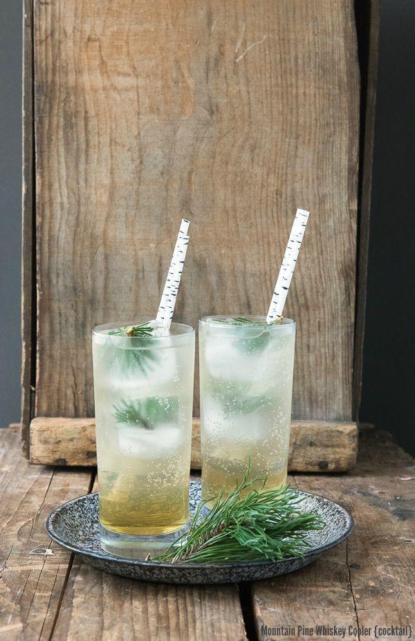 Boda - Mountain Pine Whiskey Cooler