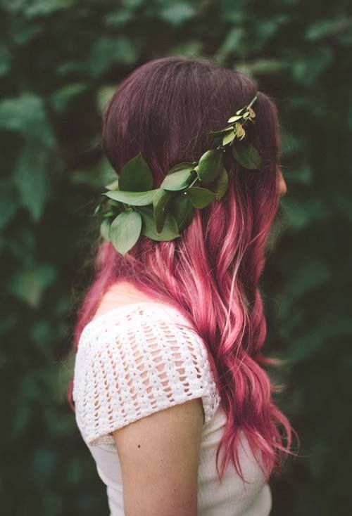 Wedding - 24 Colorful Hairstyles To Inspire Your Next Dye Job