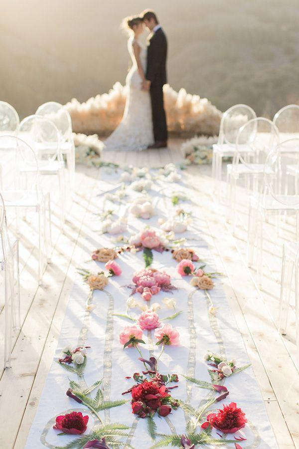 Свадьба - Luxe Bohemian Wedding In Jewel Tones