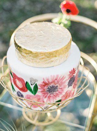 Hochzeit - Mid-century Modern Boho Wedding