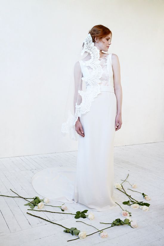 "Mariage - Kristi Bonnici Bridal Gowns ""Anatomy Of The Spirit"" Collection"