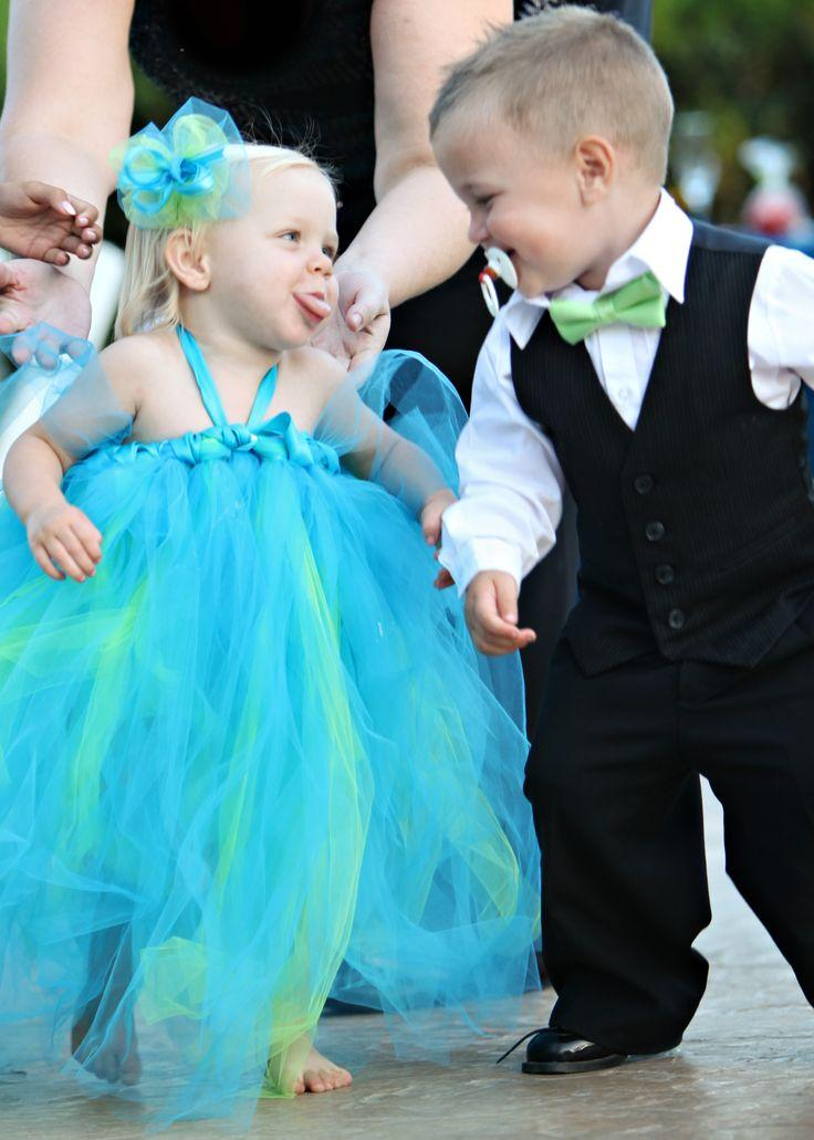 Wedding - Weddings-Flower Girls-Ring Bearer