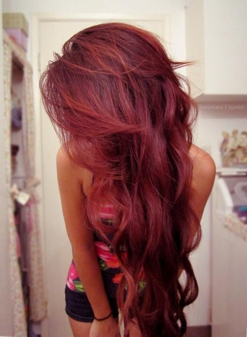 Свадьба - What Trendy Color Should You Dye Your Hair?