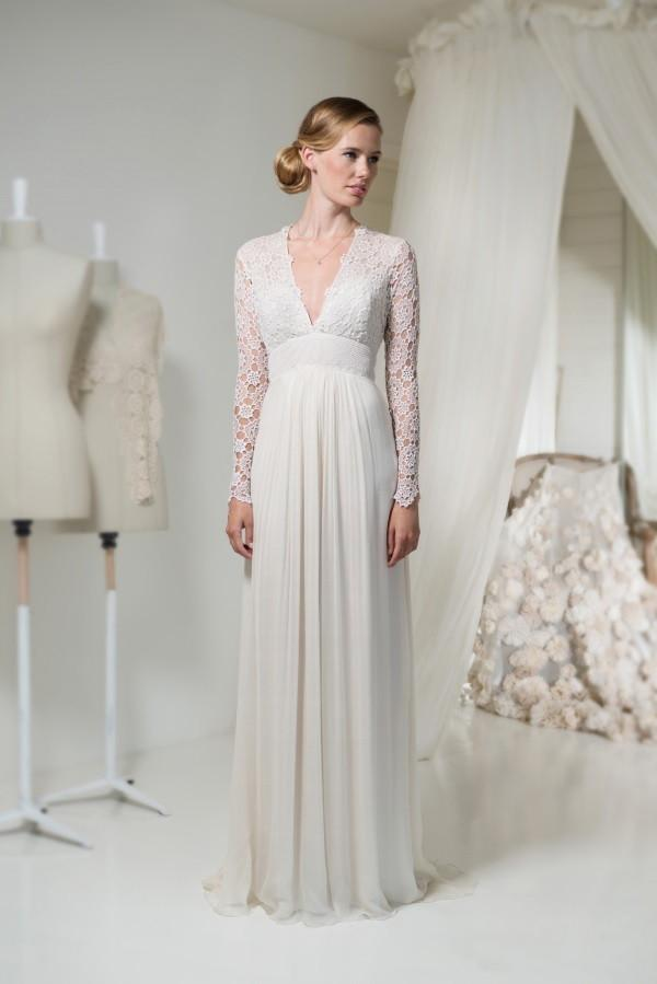 Wedding - Leila Hafzi 2015 Wedding Dresses