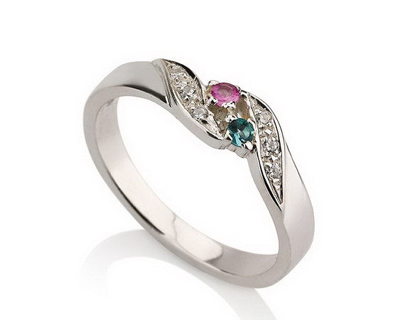 Promise Ring Engagement Promise Ring 925 Sterling Silver ...