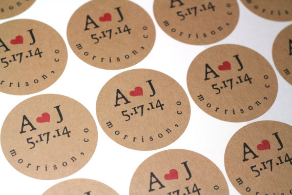 save the date stickers wedding invitation seals custom rustic