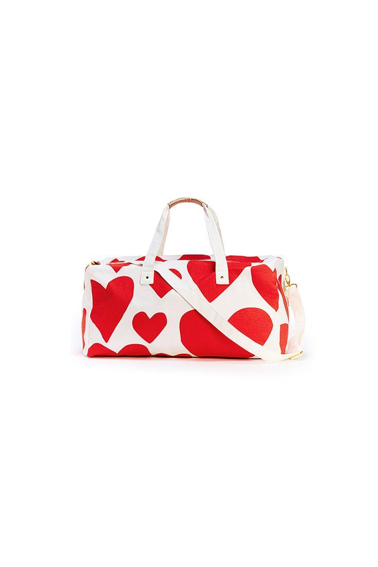 Wedding - BanDo Duffle Bag - Supercute Hearts