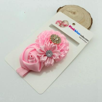 Mariage - Baby Hair Band for Toddlers in India