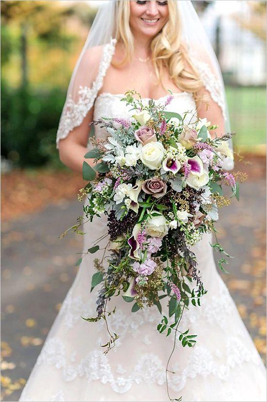 زفاف - Posh Purple Wedding