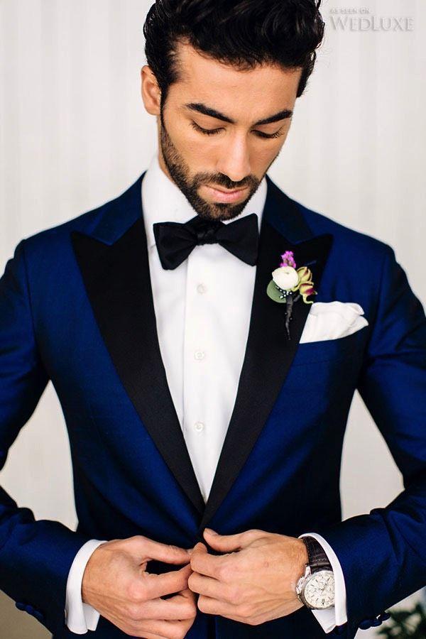 Wedding - He Has Style...