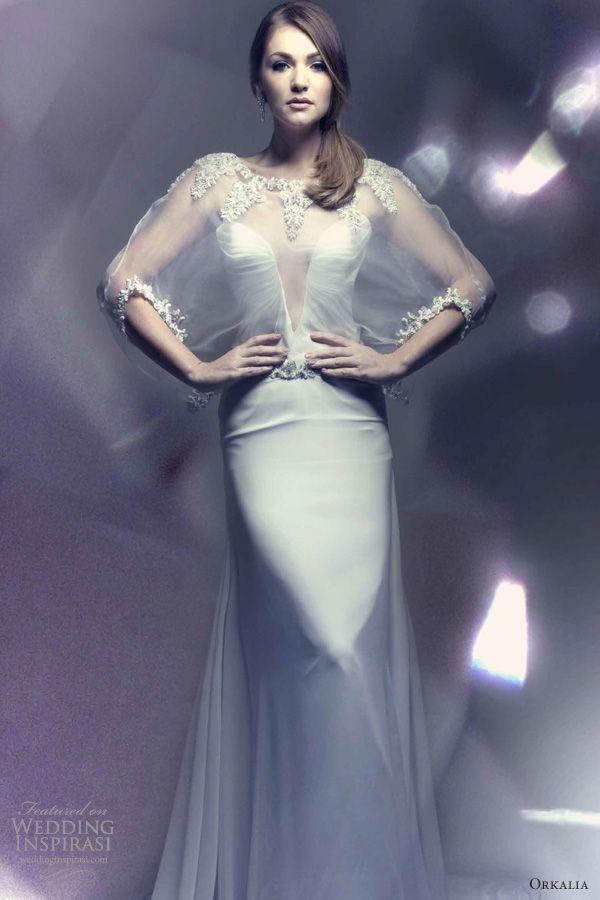 Свадьба - Orkalia 2013 Couture Wedding Dresses