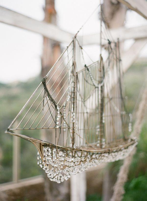 Wedding - 10 Stunning Chandeliers Create An Enchanting Ambiance