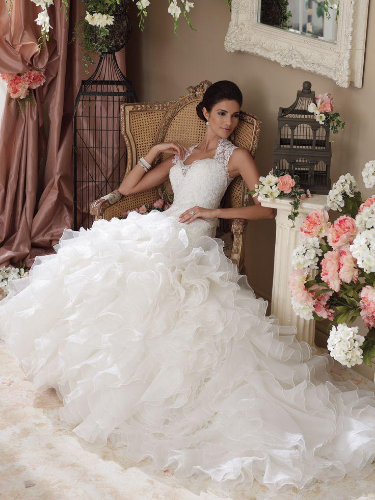 Mariage - 114276 - Crawley - David Tutera For Mon Cheri