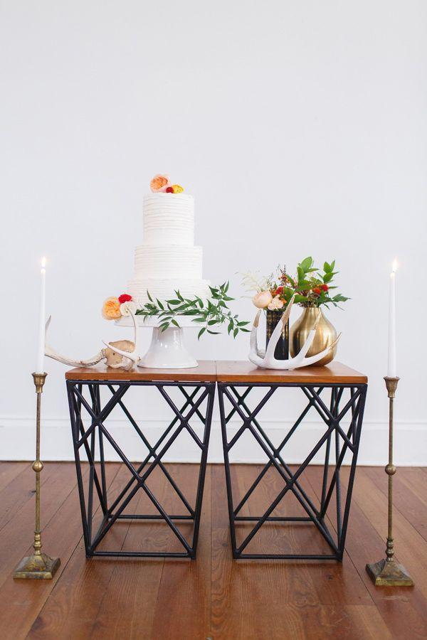 زفاف - Modern Industrial Romance Wedding Ideas
