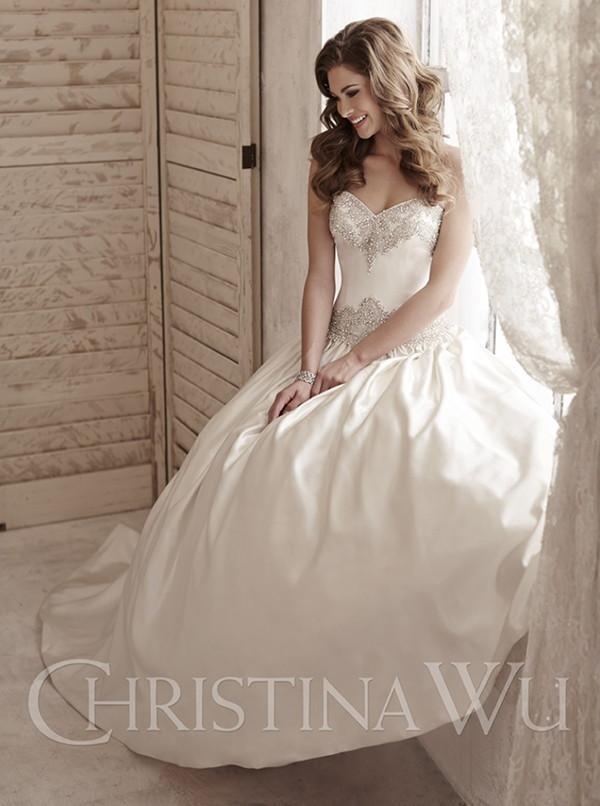 Свадьба - Christina Wu 2015 Wedding Dresses