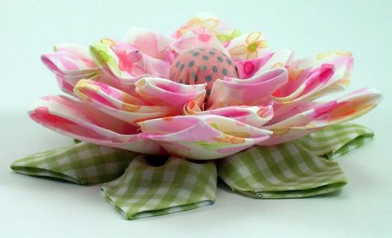 Accessories Fabric Lotus Flower Pdf Tutorial 11 2342264 Weddbook
