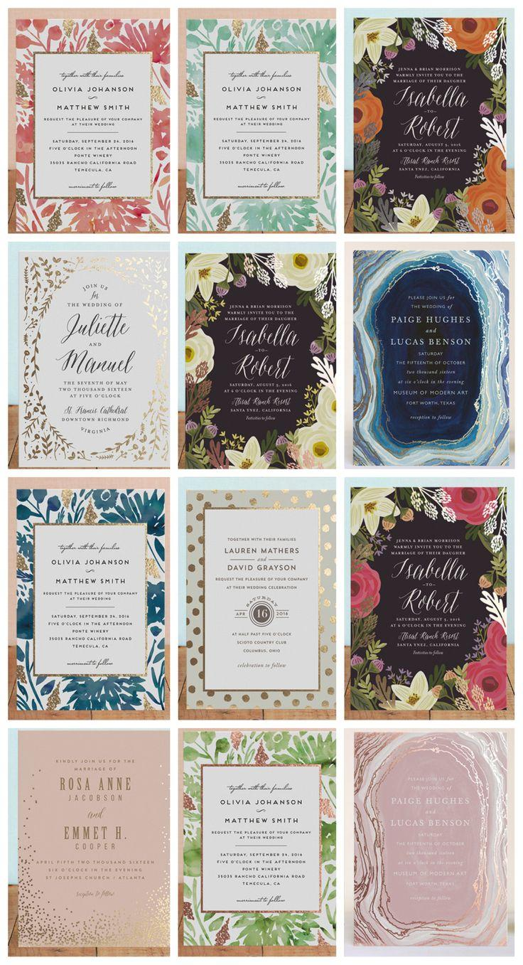 Mariage - Memorial Day Sale Event At Minted - 15 % Off With Code