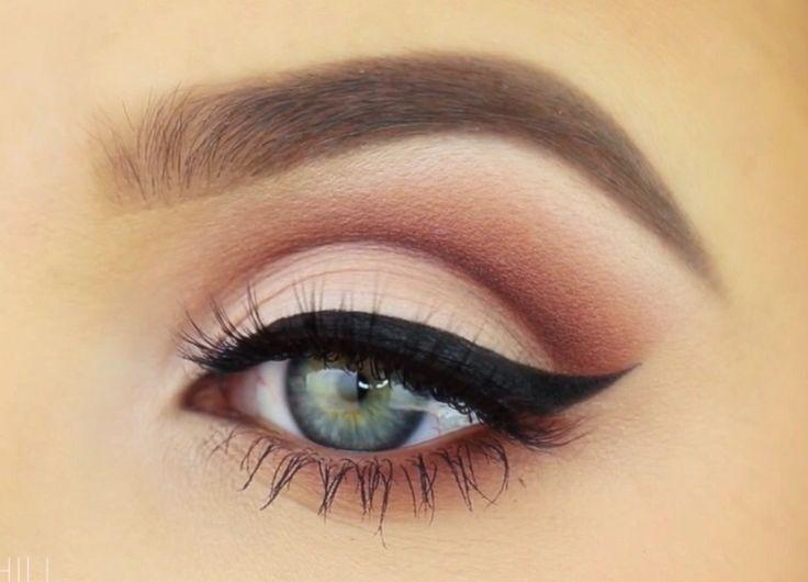 Makeup Makeup Tutorial The Daytime Cat Eye 2342286 Weddbook
