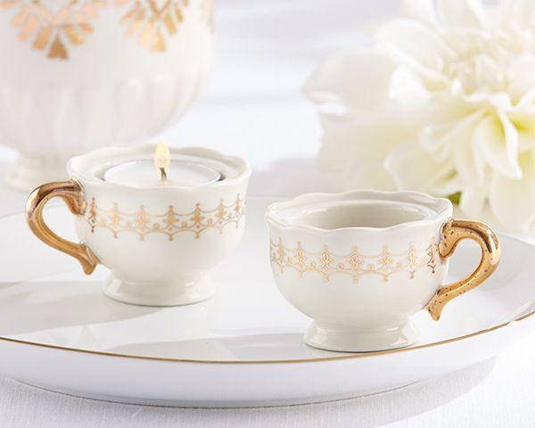 Glass Love Coaster Wedding Favor Set Of 2