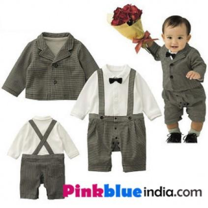 Hochzeit - Romper  for Young Boys