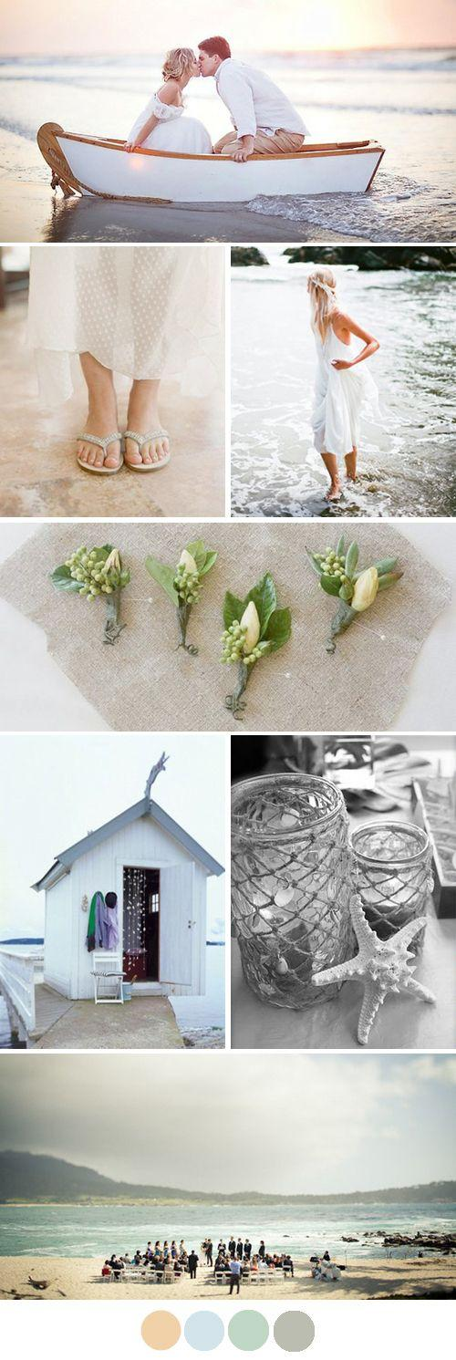 Mariage - Weddings-Beach