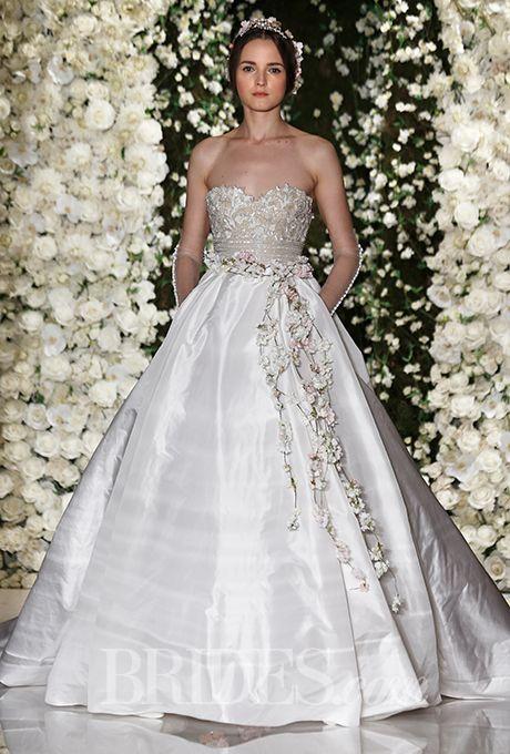 Reem Acra Wedding Dresses - Fall 2015 - Bridal Runway Shows ...