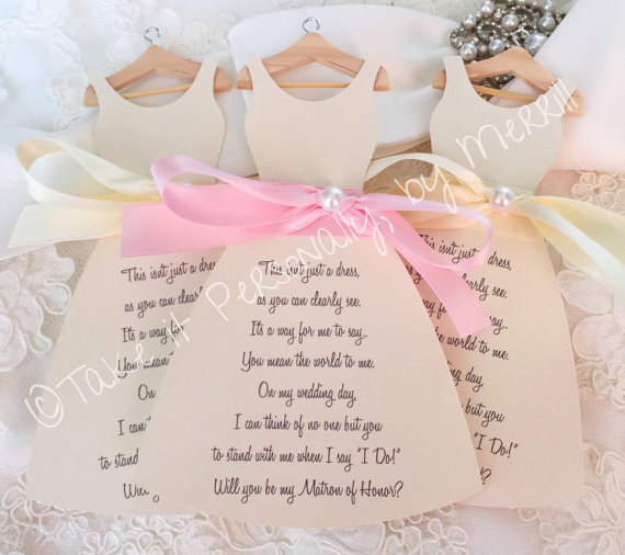 will you be my bridesmaid cards wedding party invitations will you