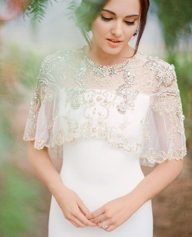 Mariage - 45 Gorgeous Wedding Dress Details That Are Utterly To Die For