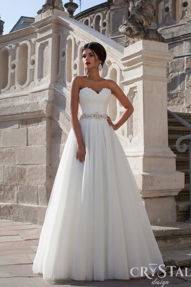 Hochzeit - Crystal Design 2015 Wedding Dresses