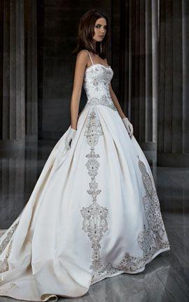 Mariage - Priscilla Of Boston 2008 Platinum Bridal Collection