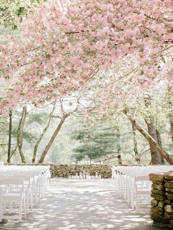20 Dreamy Wedding Ceremony Ideas For Lovers 2342983 Weddbook