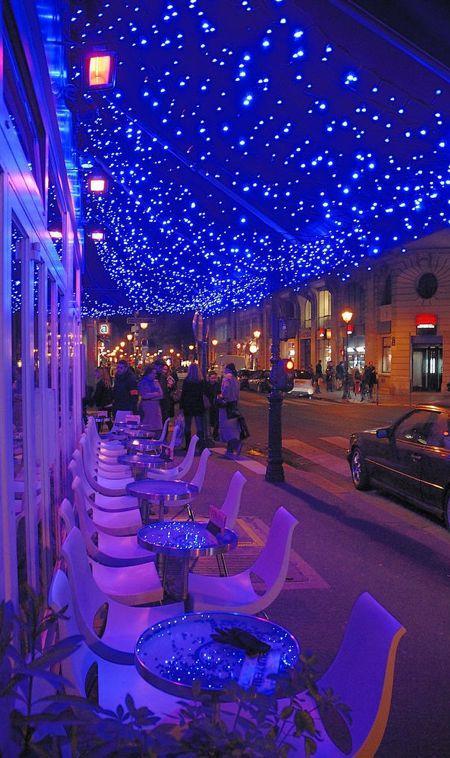 Mariage - Top 10 Paris Pavement Cafes