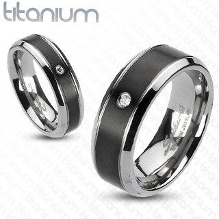 Titanium Wedding Band FREE ENGRAVING Titanium Engagement Ring