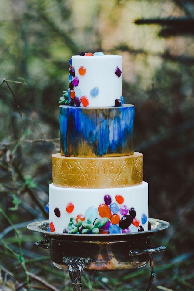 Cake wish granted an arabian nights wedding 2343656 for Arabian cake decoration
