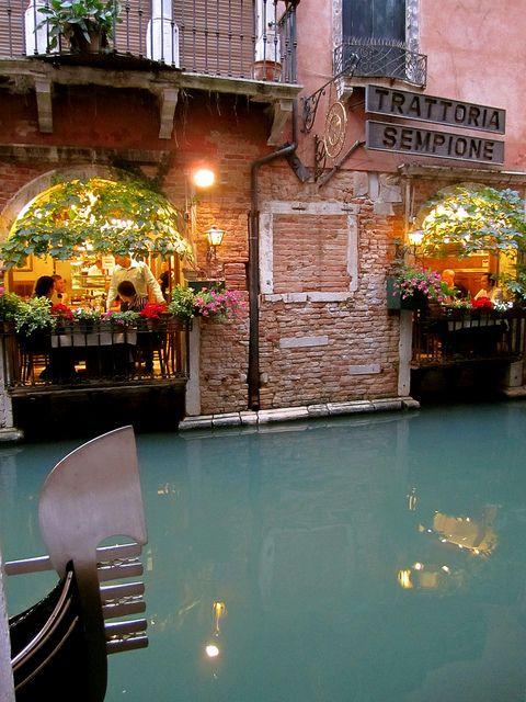 Свадьба - Dusk, Venice, Italy