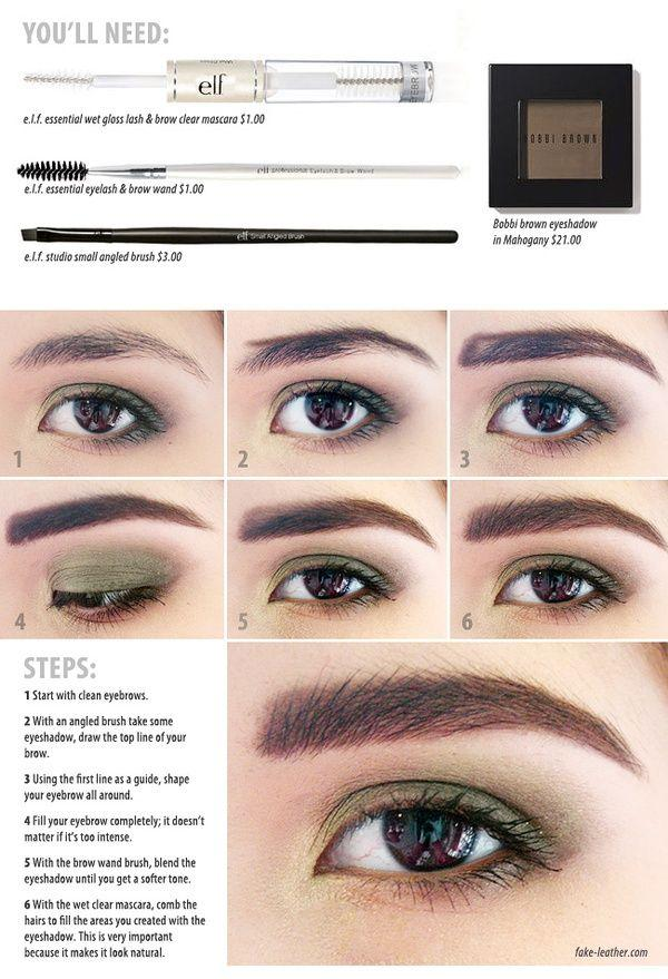 Свадьба - How To Maintain Big Brows That's Trending This Autumn/Winter