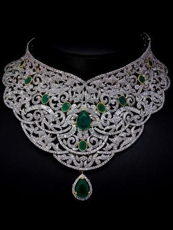 زفاف - Jewelry: Necklaces And Chokers