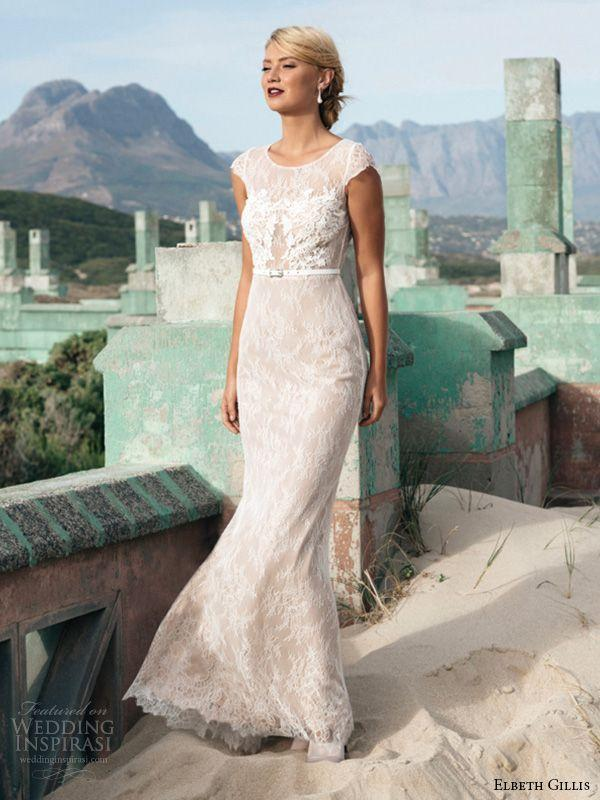 Свадьба - Elbeth Gillis 2016 Wedding Dresses — Opulence Bridal Collection
