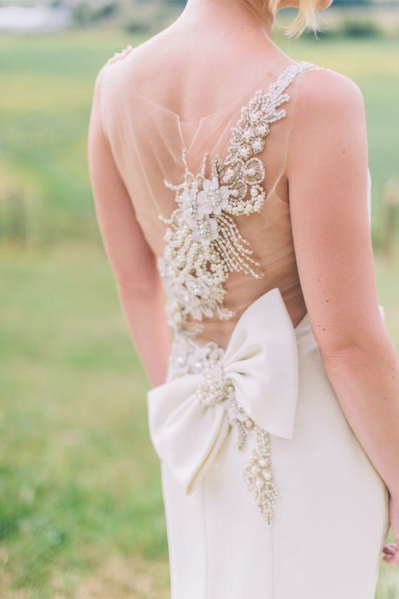 Свадьба - Bridal Fashion Details