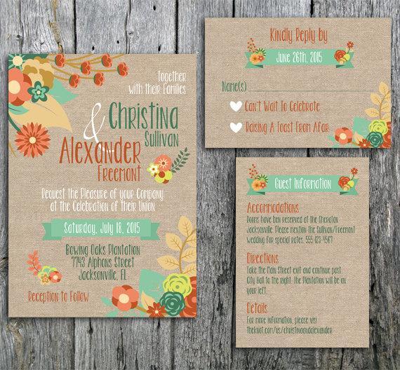 Düğün - Rustic wedding