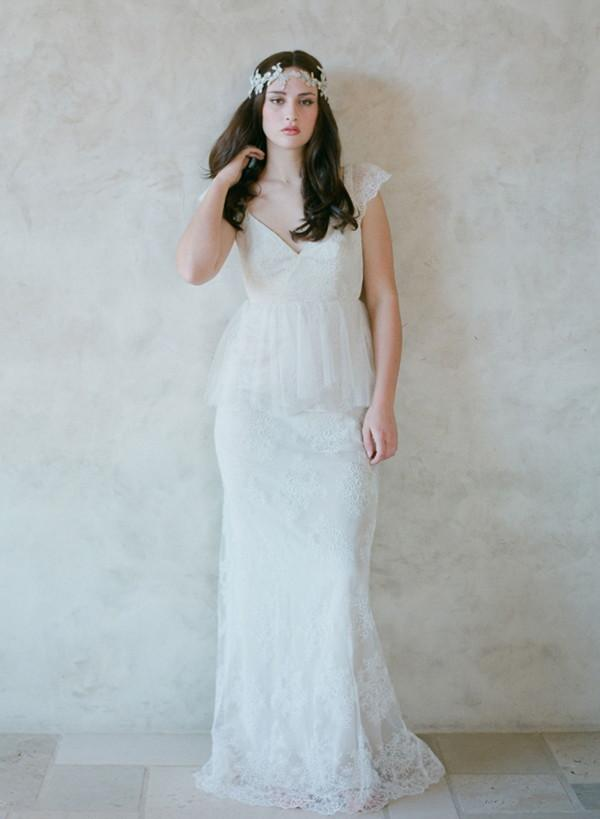 Mariage - Twigs & Honey 2015 Wedding Dresses