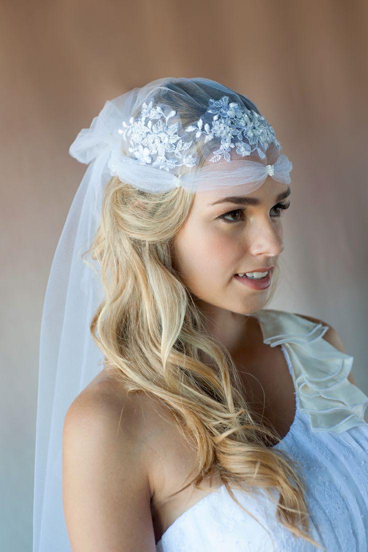 Свадьба - Bridal Veils & Headpieces Inspiration
