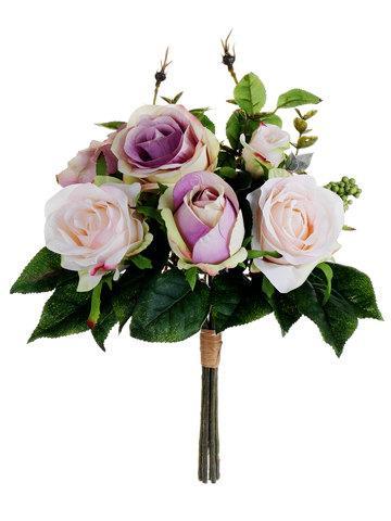 زفاف - Rose  Wedding Bouque in Lilac Blush   Simply Beautiful !!!