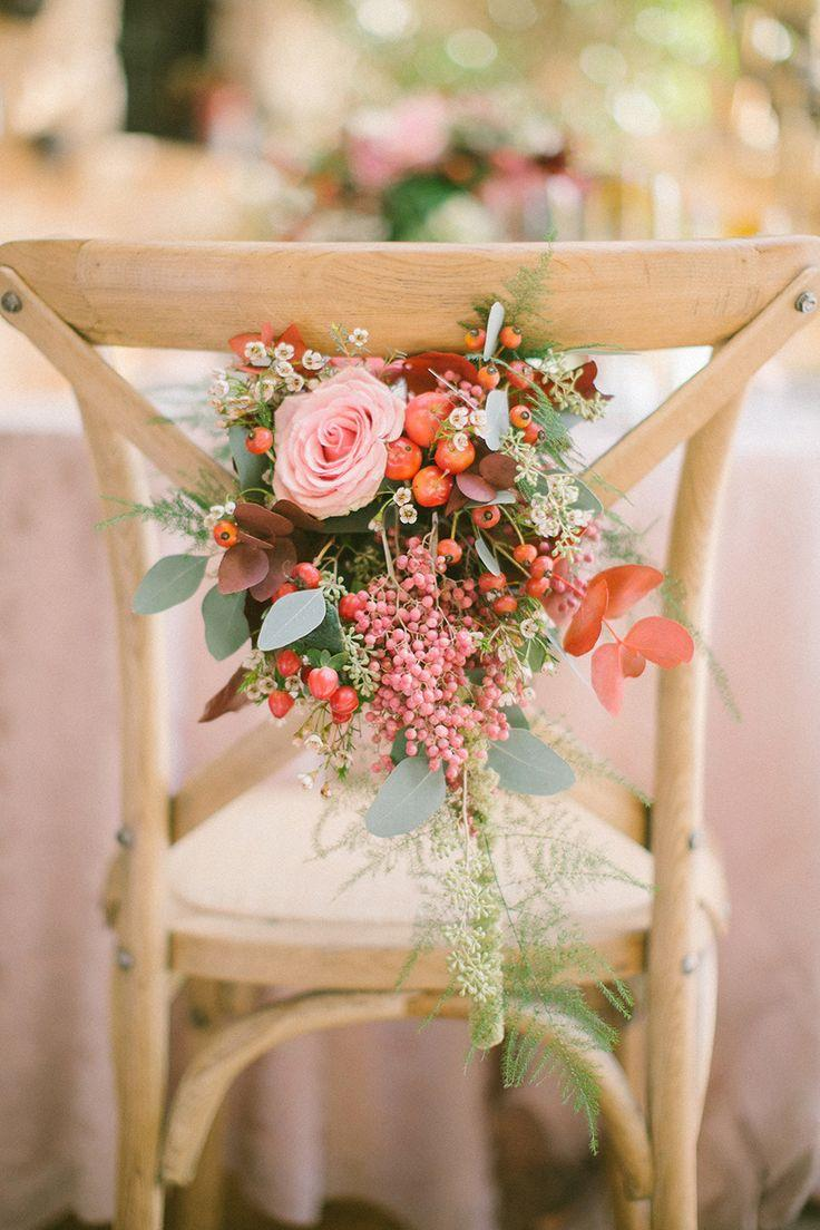 Mariage - Boho Chic Winter Wedding Inspiration