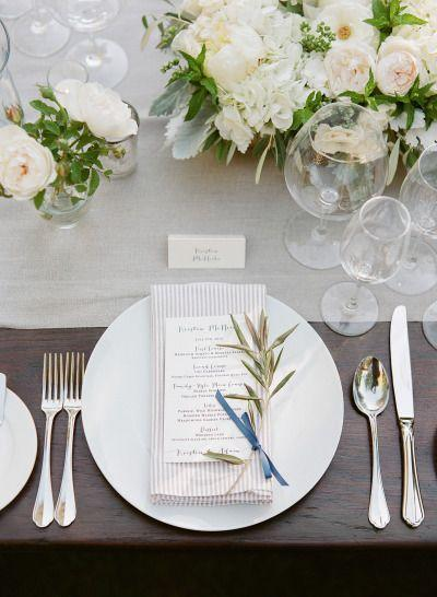 Mariage - Elegant Navy And Grey Summer Wedding