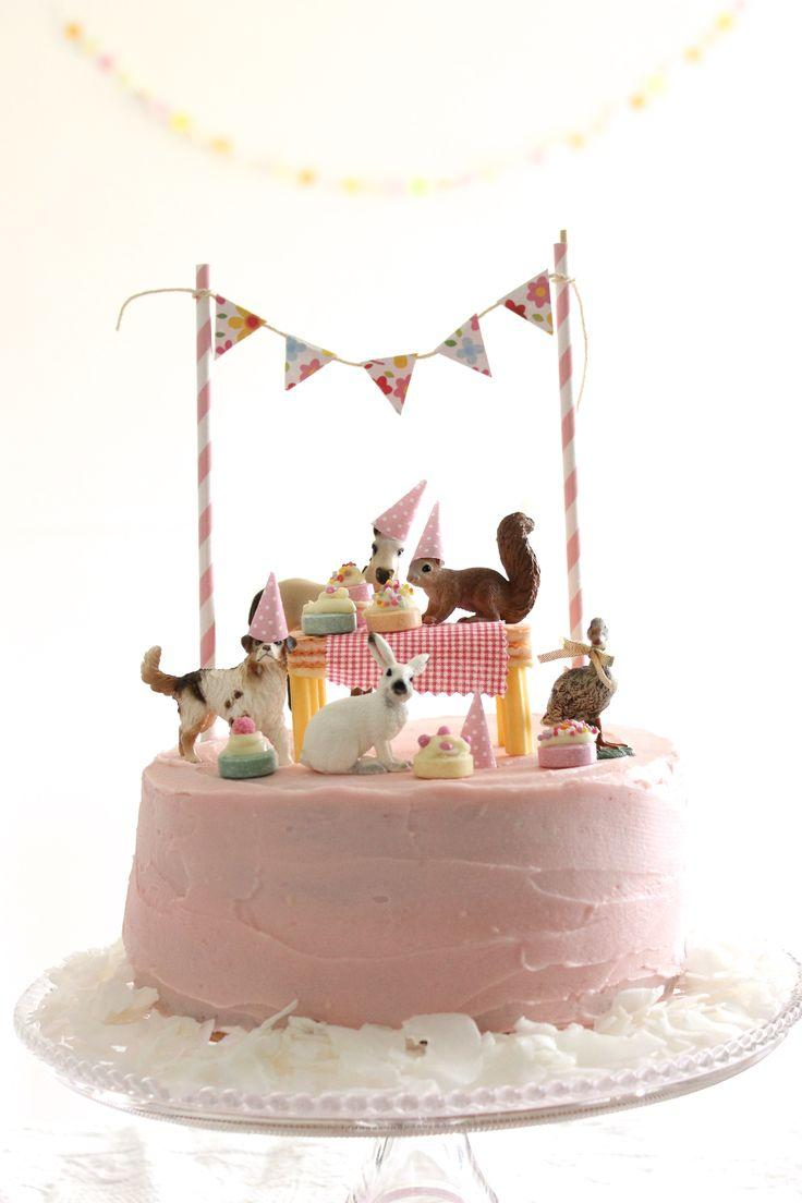 Cake Decoration Simple : 18 Easy Cake Decorating Ideas To Amp Up A Store-bought ...