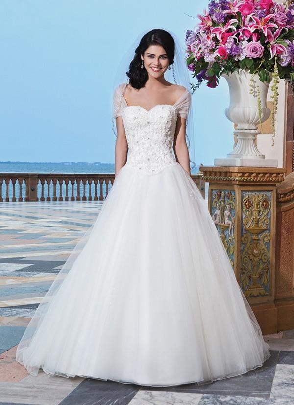Wedding - Sincerity Bridal 2015 Wedding Dresses